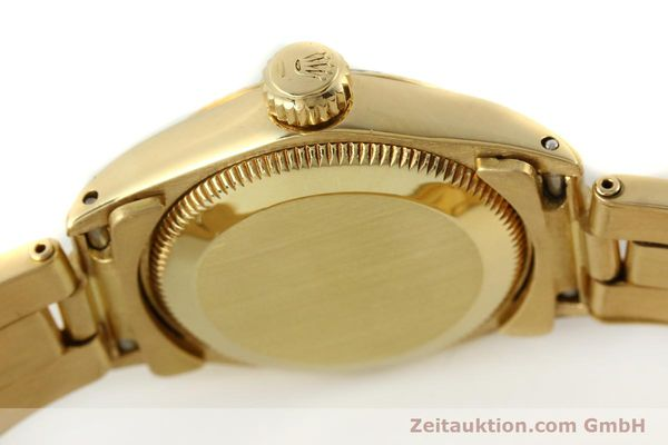 Used luxury watch Rolex Oyster Perpetual 18 ct gold automatic Kal. 2030 Ref. 6719  | 142005 11