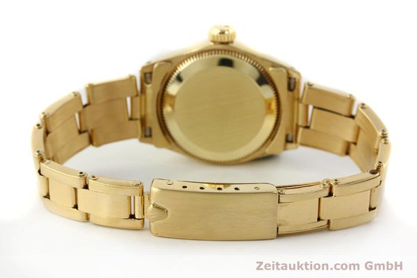 Used luxury watch Rolex Oyster Perpetual 18 ct gold automatic Kal. 2030 Ref. 6719  | 142005 12