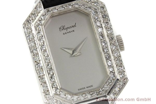 Used luxury watch Chopard * 18 ct white gold manual winding Kal. 730 Ref. 5191  | 142010 02