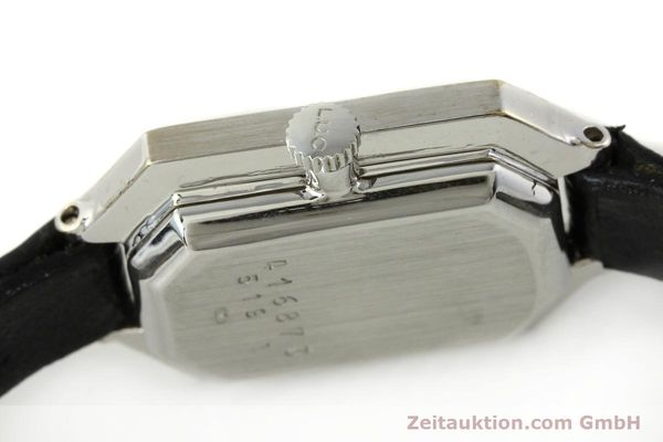 Used luxury watch Chopard * 18 ct white gold manual winding Kal. 730 Ref. 5191  | 142010 08
