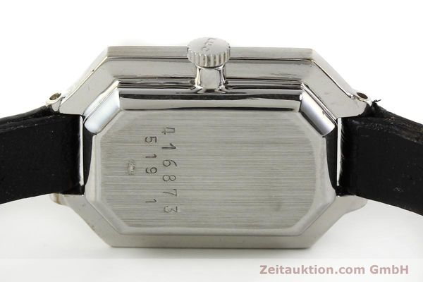 Used luxury watch Chopard * 18 ct white gold manual winding Kal. 730 Ref. 5191  | 142010 09
