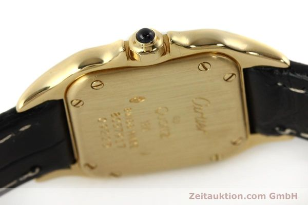 gebrauchte Luxusuhr Cartier Panthere 18k Gold Quarz Kal. 157  | 142011 10