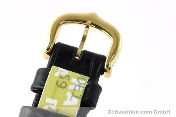 gebrauchte Luxusuhr Cartier Panthere 18k Gold Quarz Kal. 157  | 142011 11