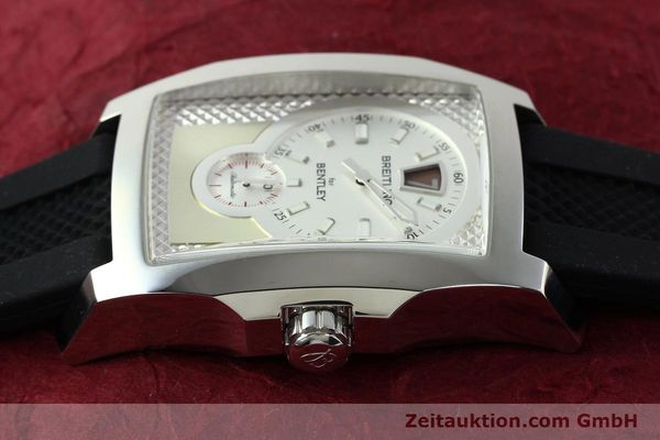 Used luxury watch Breitling Bentley steel automatic Kal. B28 ETA 2892A2 Ref. A28362  | 142015 05