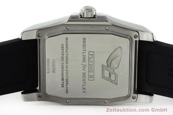 Used luxury watch Breitling Bentley steel automatic Kal. B28 ETA 2892A2 Ref. A28362  | 142015 09