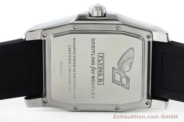 Used luxury watch Breitling Bentley steel automatic Kal. B28 ETA 2892A2 Ref. A28362  | 142016 09