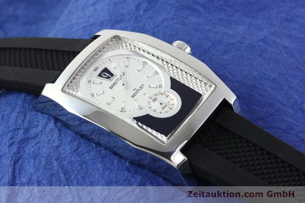 Used luxury watch Breitling Bentley steel automatic Kal. B28 ETA 2892A2 Ref. A28362  | 142016 12