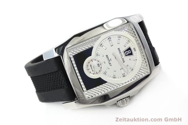 Used luxury watch Breitling Bentley steel automatic Kal. B28 ETA 2892A2 Ref. A28362  | 142017 03
