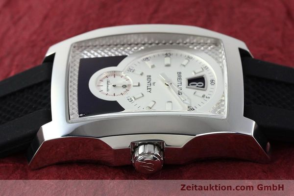 Used luxury watch Breitling Bentley steel automatic Kal. B28 ETA 2892A2 Ref. A28362  | 142017 05