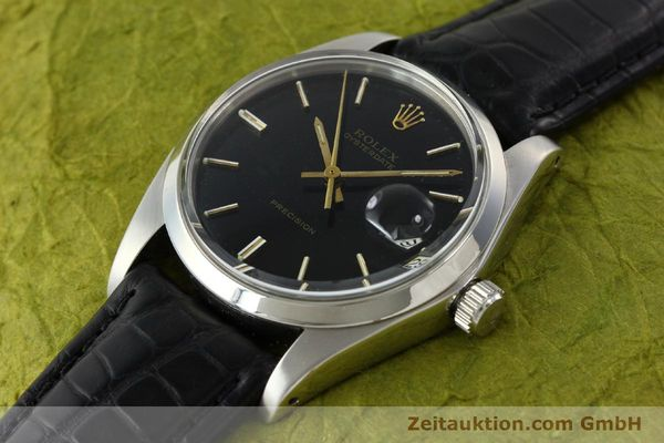 Used luxury watch Rolex Precision steel manual winding Kal. 1225 Ref. 6694  | 142025 01