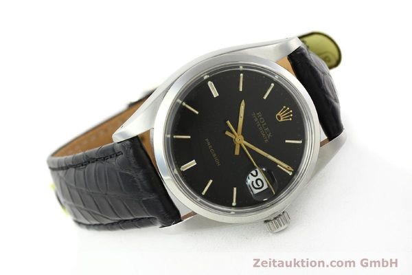 Used luxury watch Rolex Precision steel manual winding Kal. 1225 Ref. 6694  | 142025 03