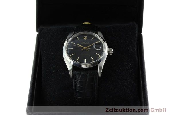 Used luxury watch Rolex Precision steel manual winding Kal. 1225 Ref. 6694  | 142025 07