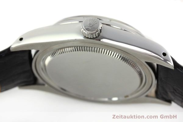 Used luxury watch Rolex Precision steel manual winding Kal. 1225 Ref. 6694  | 142025 11