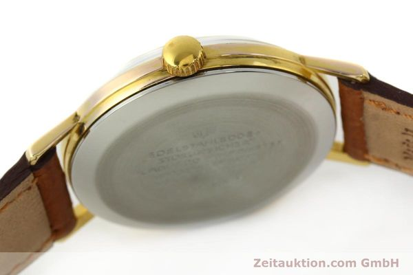 Used luxury watch Glashütte * gold-plated manual winding Kal. 69.1  | 142031 08