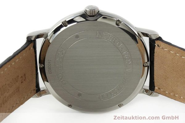 Used luxury watch IWC Portofino steel automatic Kal. 30110 Ref. 356305  | 142033 09