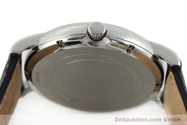 Used luxury watch IWC Portofino steel automatic Kal. 30110 Ref. 356305  | 142033 12