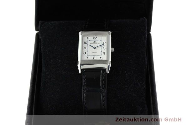 Used luxury watch Jaeger Le Coultre Reverso steel manual winding Kal. 688 Ref. 250886  | 142037 07