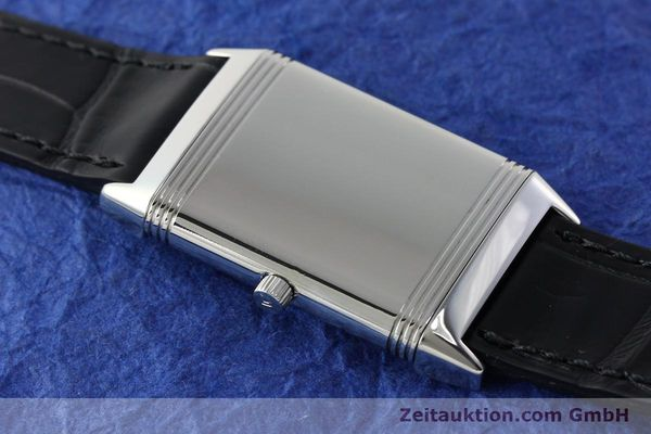 Used luxury watch Jaeger Le Coultre Reverso steel manual winding Kal. 688 Ref. 250886  | 142037 13