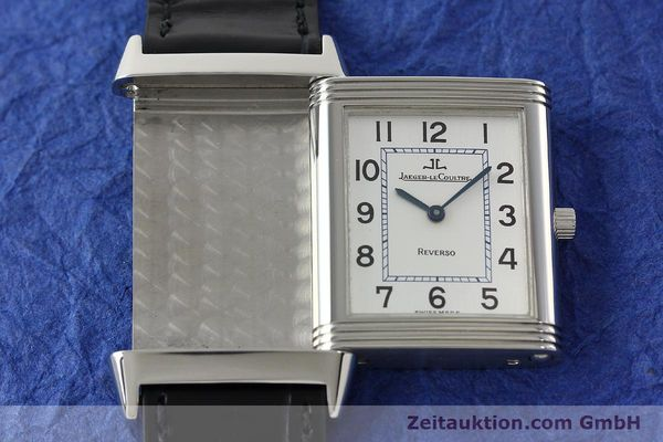 Used luxury watch Jaeger Le Coultre Reverso steel manual winding Kal. 688 Ref. 250886  | 142037 14