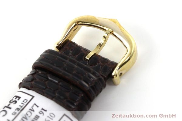 Used luxury watch Cartier Vermeil silver-gilt quartz Kal. 90.06  | 142038 11