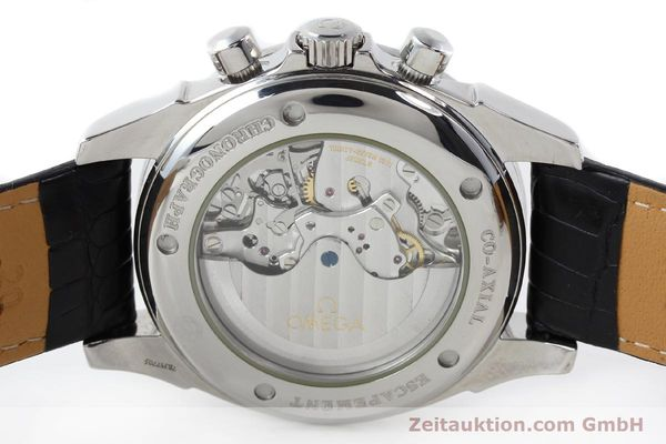 Used luxury watch Omega De Ville chronograph steel automatic Kal. 3313B Ref. 48413132  | 142039 09