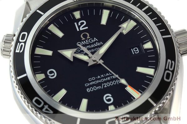 Used luxury watch Omega Seamaster steel automatic Kal. 2500C Ref. 29015037  | 142044 02