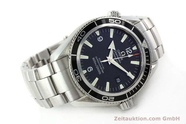 Used luxury watch Omega Seamaster steel automatic Kal. 2500C Ref. 29015037  | 142044 03