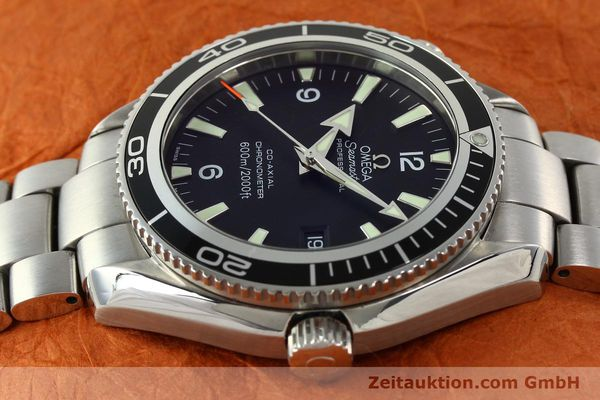 Used luxury watch Omega Seamaster steel automatic Kal. 2500C Ref. 29015037  | 142044 05