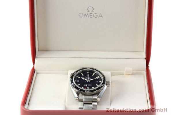 Used luxury watch Omega Seamaster steel automatic Kal. 2500C Ref. 29015037  | 142044 07