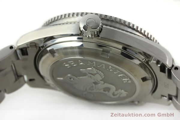 Used luxury watch Omega Seamaster steel automatic Kal. 2500C Ref. 29015037  | 142044 12