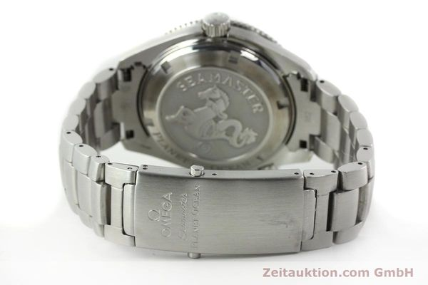 Used luxury watch Omega Seamaster steel automatic Kal. 2500C Ref. 29015037  | 142044 14