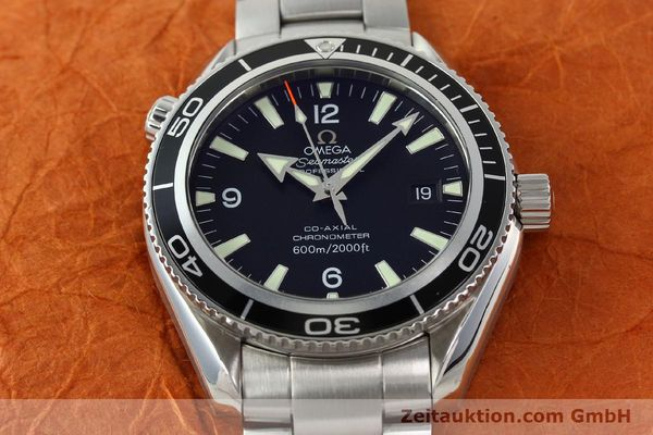 Used luxury watch Omega Seamaster steel automatic Kal. 2500C Ref. 29015037  | 142044 19