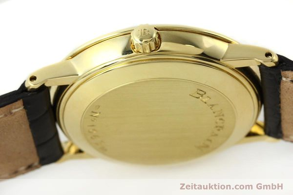 montre de luxe d occasion Blancpain Villeret or 18 ct automatique Kal. 1195  | 142045 11