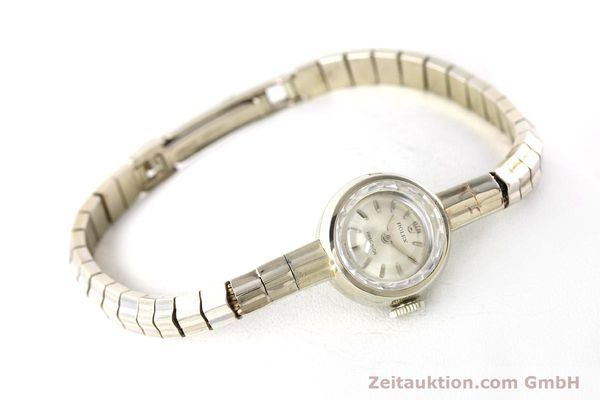 Used luxury watch Rolex Precision 8 ct gold manual winding Kal. 1401  | 142047 03