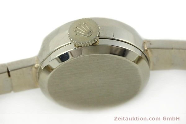 Used luxury watch Rolex Precision 8 ct gold manual winding Kal. 1401  | 142047 11