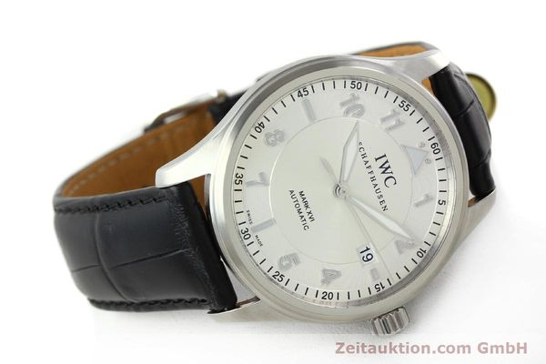 Used luxury watch IWC Mark XVI steel automatic Kal. 30110 Ref. 3255  | 142050 03