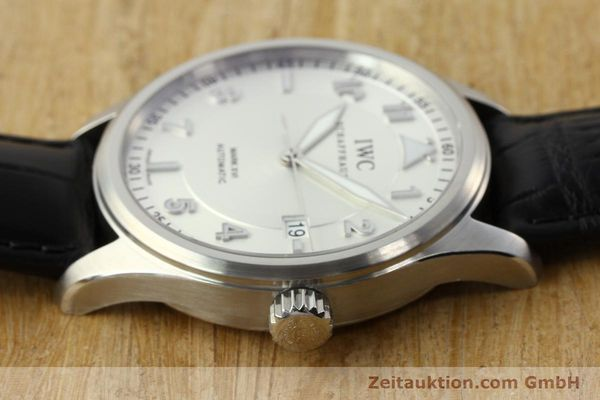 Used luxury watch IWC Mark XVI steel automatic Kal. 30110 Ref. 3255  | 142050 05