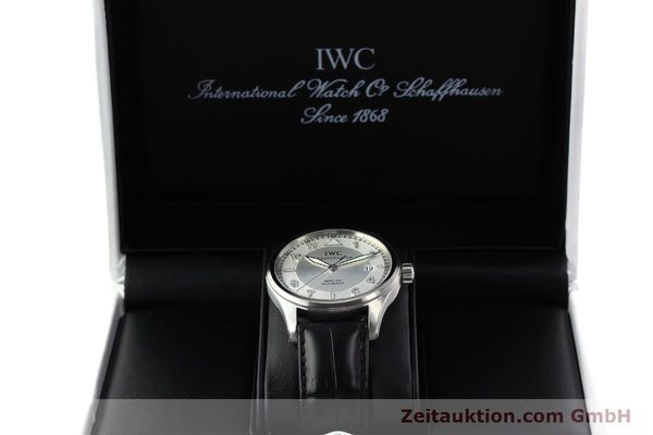Used luxury watch IWC Mark XVI steel automatic Kal. 30110 Ref. 3255  | 142050 07