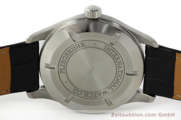 Used luxury watch IWC Mark XVI steel automatic Kal. 30110 Ref. 3255  | 142050 09