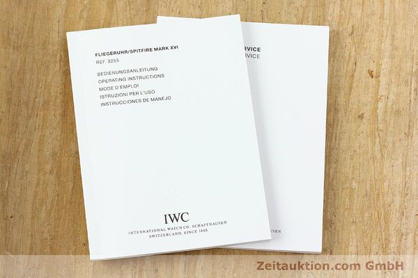 Used luxury watch IWC Mark XVI steel automatic Kal. 30110 Ref. 3255  | 142050 14