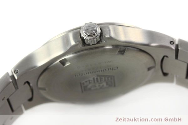 Used luxury watch Tag Heuer Kirium steel automatic Kal. ETA 2892-2 Ref. WL5110-0  | 142051 08