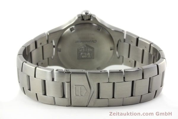 Used luxury watch Tag Heuer Kirium steel automatic Kal. ETA 2892-2 Ref. WL5110-0  | 142051 11