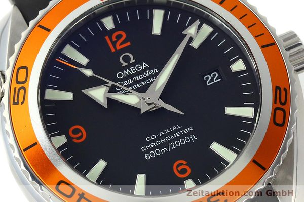Used luxury watch Omega Seamaster steel automatic Kal. 2500 Ref. 29085091  | 142053 02