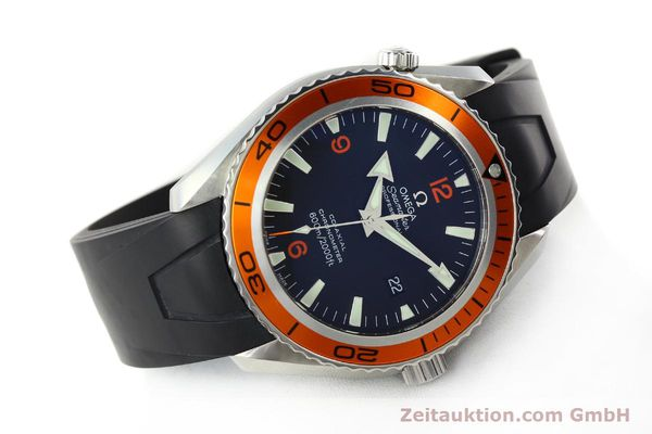 Used luxury watch Omega Seamaster steel automatic Kal. 2500 Ref. 29085091  | 142053 03