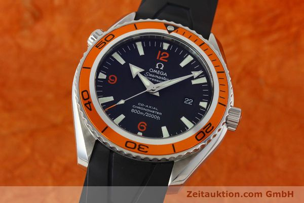 Used luxury watch Omega Seamaster steel automatic Kal. 2500 Ref. 29085091  | 142053 04