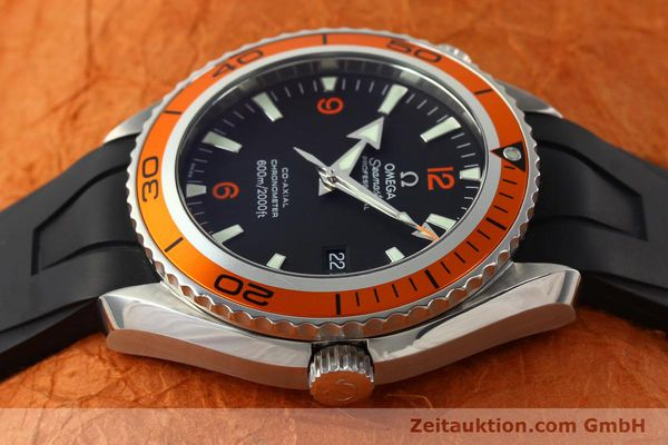 Used luxury watch Omega Seamaster steel automatic Kal. 2500 Ref. 29085091  | 142053 05