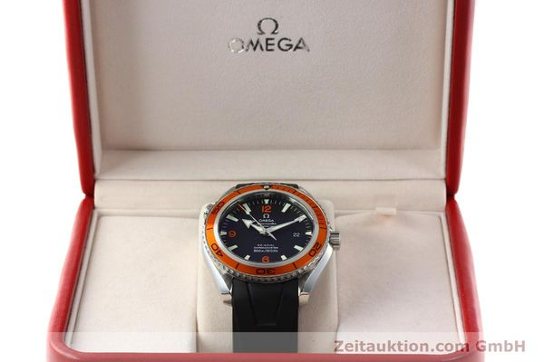 Used luxury watch Omega Seamaster steel automatic Kal. 2500 Ref. 29085091  | 142053 07