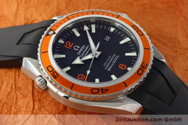 Used luxury watch Omega Seamaster steel automatic Kal. 2500 Ref. 29085091  | 142053 18
