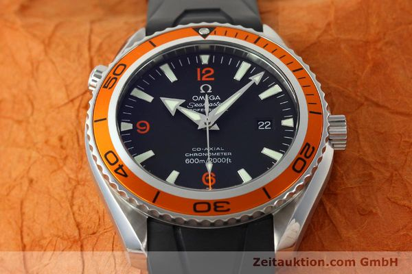 Used luxury watch Omega Seamaster steel automatic Kal. 2500 Ref. 29085091  | 142053 19