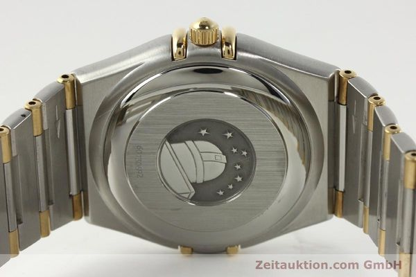 montre de luxe d occasion Omega Constellation acier / or  automatique Kal. 1120  | 142055 09